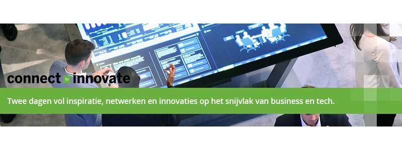 Connect to Innovate 2019 Banner